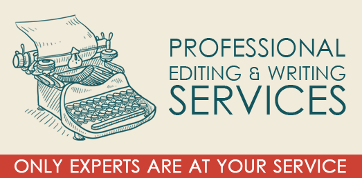 Our Editing and Proof reading services