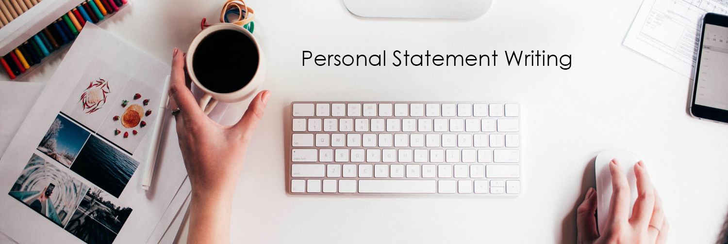 We provide personal statement writing services
